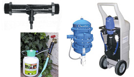 Fertilizer Injectors and Medicators