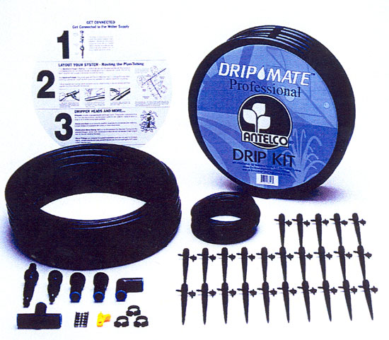 The Drip Mate 174 Kits By Antelco 174 Come Complete With