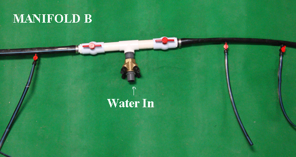 Manifold Designs For Your Drip Irrigation System
