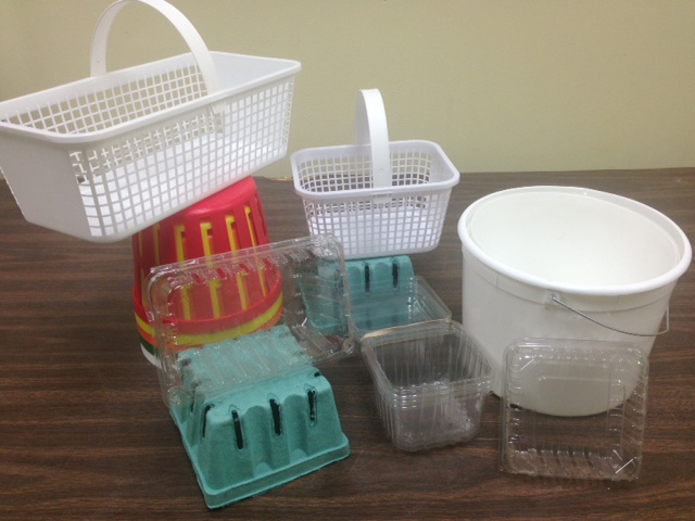 Pulp Quart And Pulp Pint Baskets For The Grower And