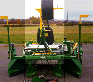 plastic laying machine for sale