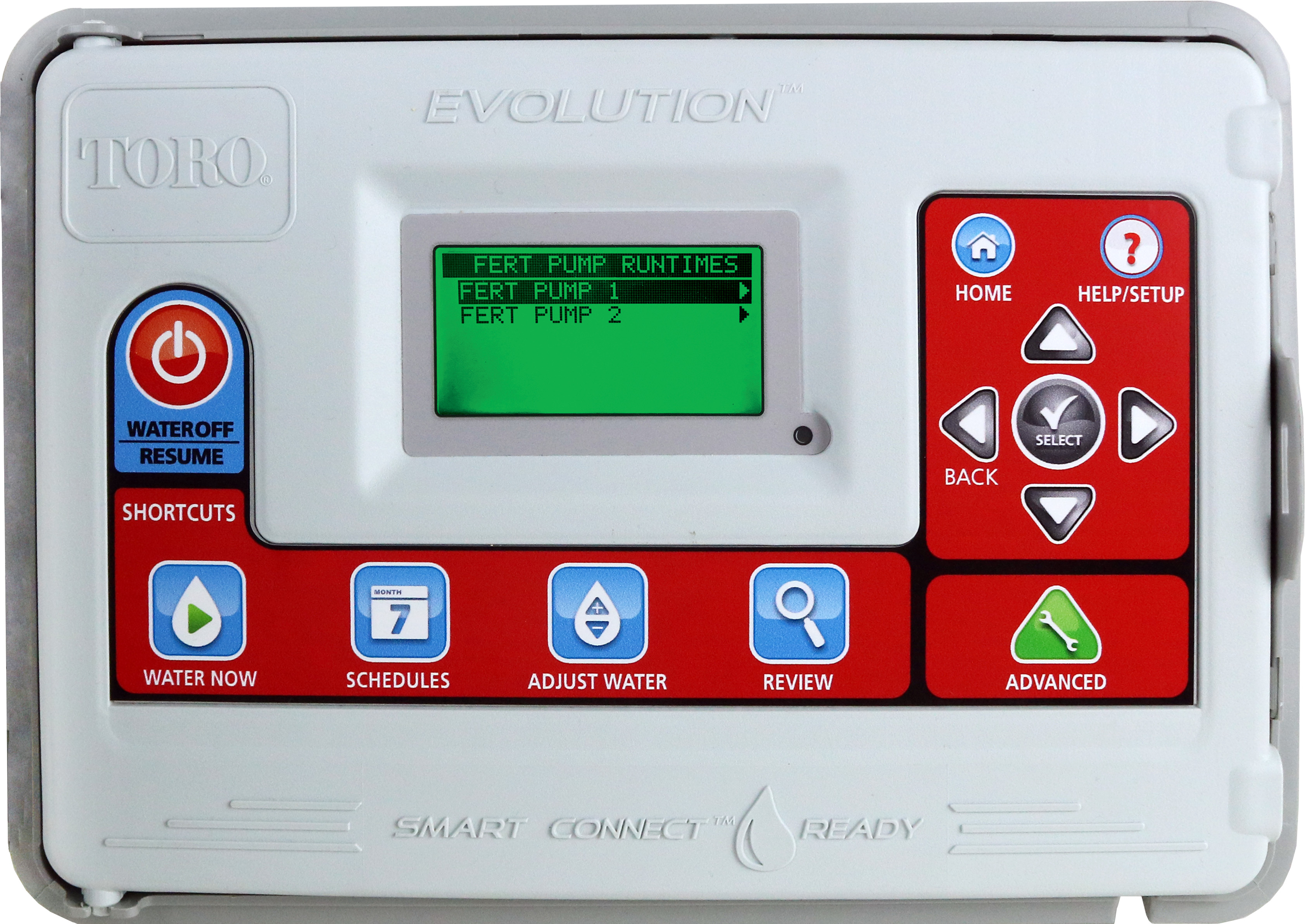 Evo 4ag New Runs 1 Second To 24 Hours Toro Evolution Controller