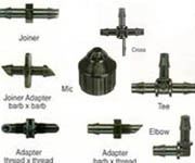 Antelco 1/4 inch Micro Fittings